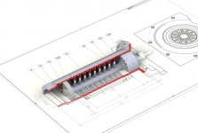 2D To 3D CAD Conversion